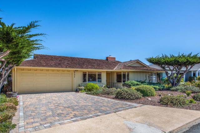 2785 Ribera Rd, Carmel, CA 93923 (#ML81723533) :: The Goss Real Estate Group, Keller Williams Bay Area Estates