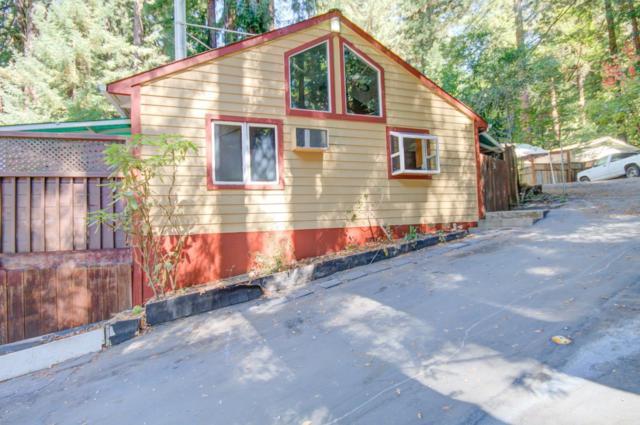 229 Madrona Rd, Boulder Creek, CA 95006 (#ML81723662) :: Strock Real Estate