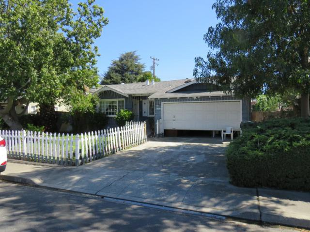 2536 Austin Pl, Santa Clara, CA 95050 (#ML81723682) :: The Warfel Gardin Group