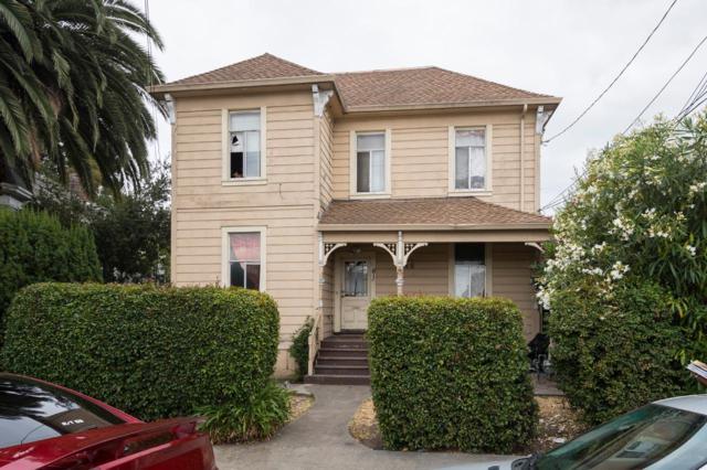 61 N Claremont St, San Mateo, CA 94401 (#ML81723733) :: Brett Jennings Real Estate Experts