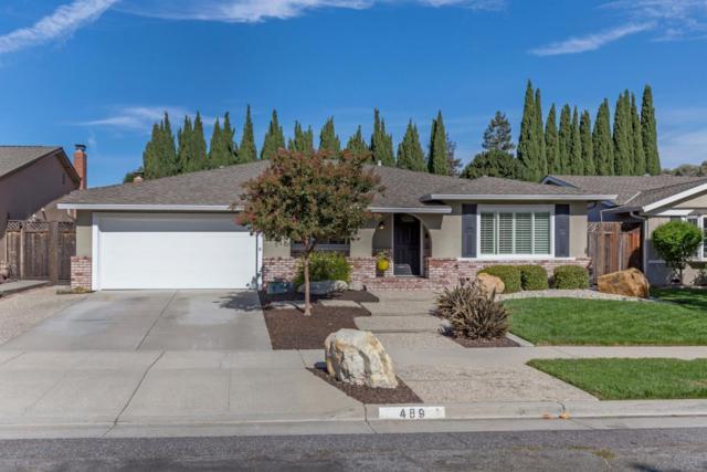 489 Barron Park Ct, San Jose, CA 95136 (#ML81723767) :: The Warfel Gardin Group