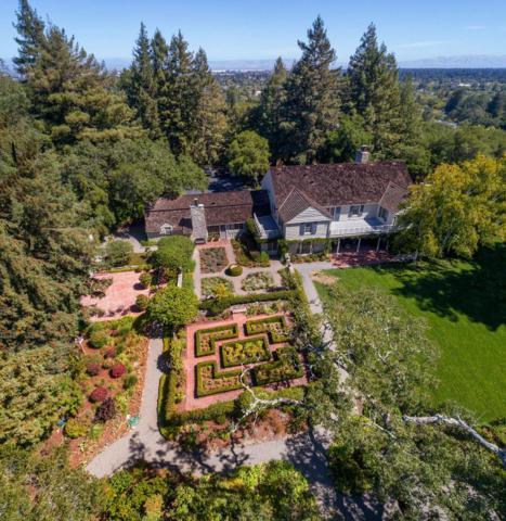 176 Harcross Rd, Woodside, CA 94062 (#ML81723795) :: The Kulda Real Estate Group
