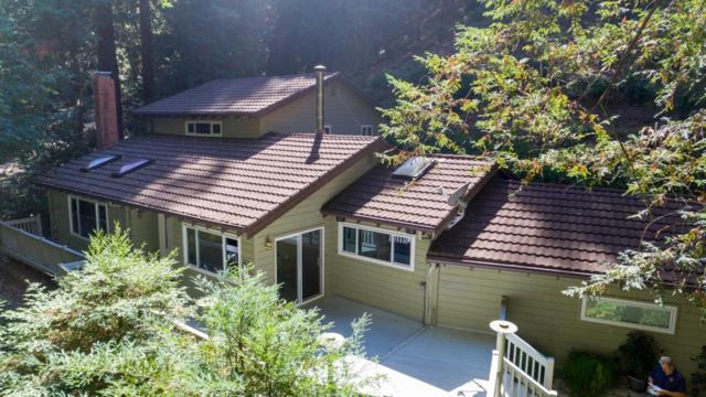 125 Shake Tree Ln, Scotts Valley, CA 95066 (#ML81723893) :: The Warfel Gardin Group