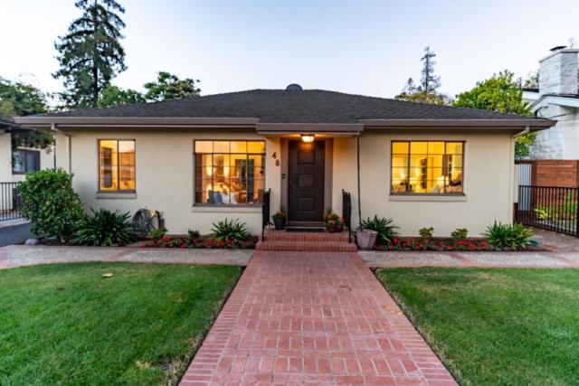48 Pasa Robles Ave, Los Altos, CA 94022 (#ML81723956) :: Brett Jennings Real Estate Experts
