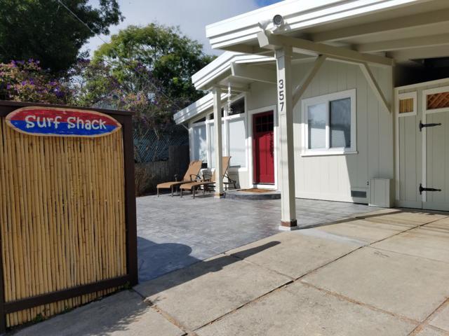 357 13th Ave, Santa Cruz, CA 95062 (#ML81724007) :: Strock Real Estate