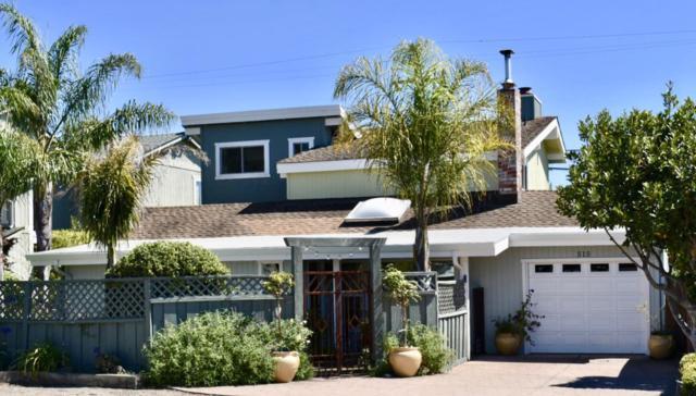 515 Middlefield Dr, Aptos, CA 95003 (#ML81724027) :: Strock Real Estate
