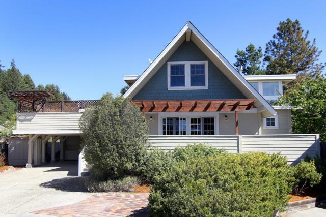 125 Christel Oaks Dr, Scotts Valley, CA 95066 (#ML81724029) :: Strock Real Estate