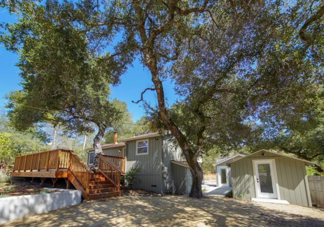 260 Longfellow Ave, Ben Lomond, CA 95005 (#ML81724032) :: Julie Davis Sells Homes