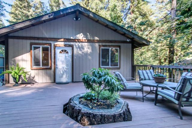 200 Chipmunk Hollow Rd, Boulder Creek, CA 95006 (#ML81724038) :: Strock Real Estate