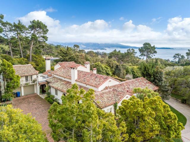 1531 Riata Rd, Pebble Beach, CA 93953 (#ML81724069) :: Perisson Real Estate, Inc.