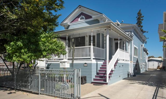 518 S Almaden Ave, San Jose, CA 95110 (#ML81724073) :: The Warfel Gardin Group