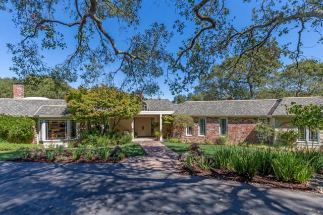 27800 Edgerton Rd, Los Altos Hills, CA 94022 (#ML81724151) :: The Gilmartin Group