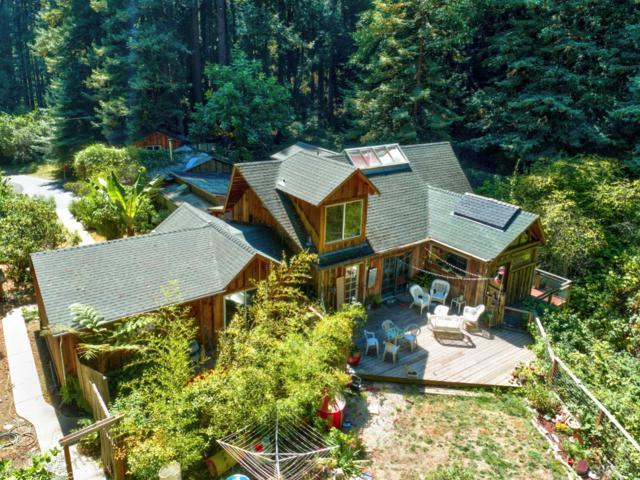 735 Mystery Spot Rd, Santa Cruz, CA 95065 (#ML81724159) :: The Goss Real Estate Group, Keller Williams Bay Area Estates