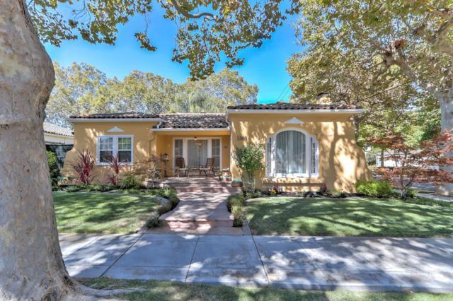 1305 Mildred Ave, San Jose, CA 95125 (#ML81724181) :: The Goss Real Estate Group, Keller Williams Bay Area Estates