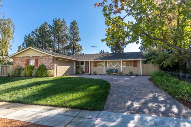 1312 Nelson Way, Sunnyvale, CA 94087 (#ML81724216) :: The Warfel Gardin Group