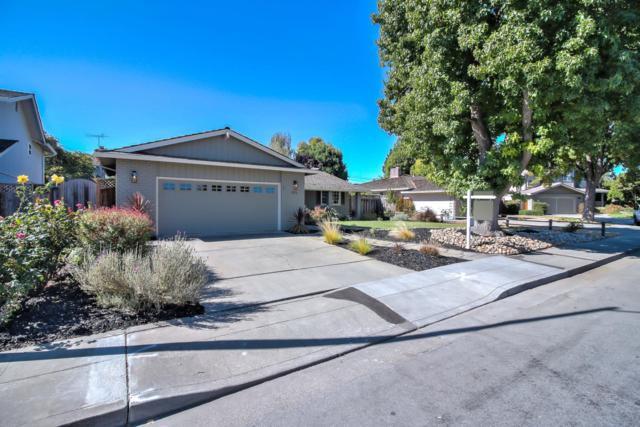 876 Nantucket Ct, Sunnyvale, CA 94087 (#ML81724217) :: The Warfel Gardin Group