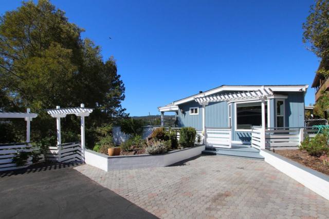 552 Bean Creek Rd 145, Scotts Valley, CA 95066 (#ML81724249) :: Strock Real Estate