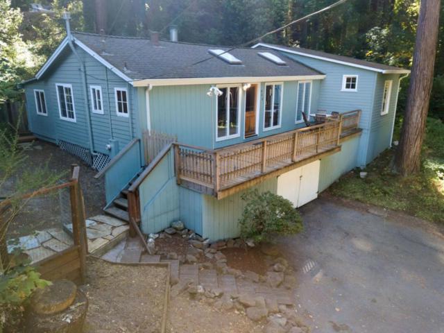 400 Hoot Owl Way, Boulder Creek, CA 95006 (#ML81724264) :: Strock Real Estate
