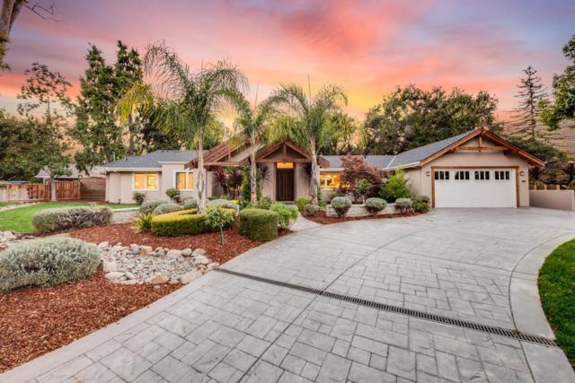 1009 Eastwood Dr, Los Altos, CA 94024 (#ML81724271) :: Intero Real Estate