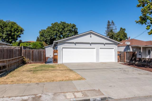 381 Roosevelt Ave, Sunnyvale, CA 94085 (#ML81724280) :: Intero Real Estate