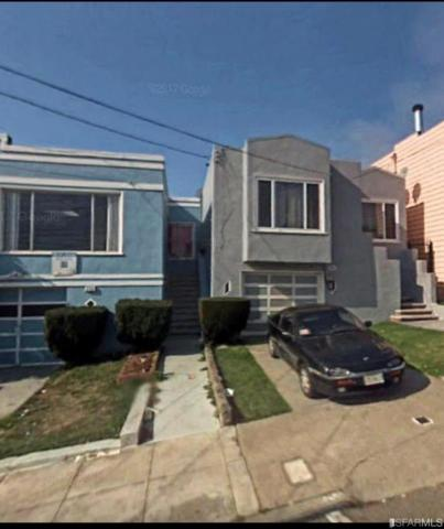 379 Head St, San Francisco, CA 94132 (#ML81724286) :: Strock Real Estate