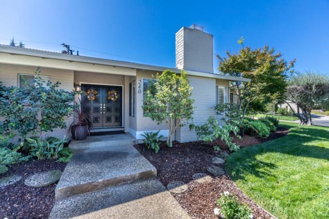 240 De Anza Ln, Los Altos, CA 94022 (#ML81724295) :: Intero Real Estate
