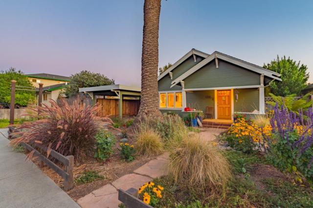 948 Prospect Heights Dr, Santa Cruz, CA 95065 (#ML81724298) :: Strock Real Estate