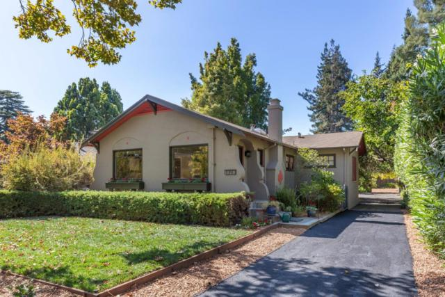1828 Middlefield Rd, Palo Alto, CA 94301 (#ML81724301) :: Brett Jennings Real Estate Experts