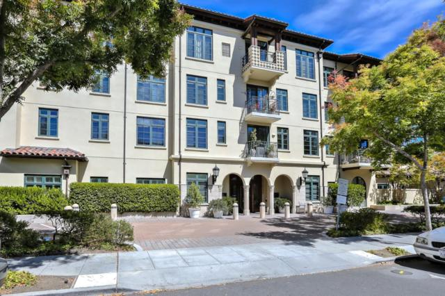 555 Byron St 401, Palo Alto, CA 94301 (#ML81724358) :: The Kulda Real Estate Group