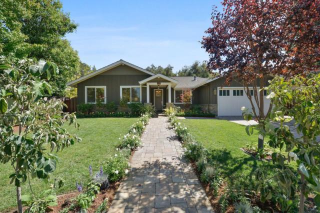 2085 Crist Dr, Los Altos, CA 94024 (#ML81724385) :: Intero Real Estate