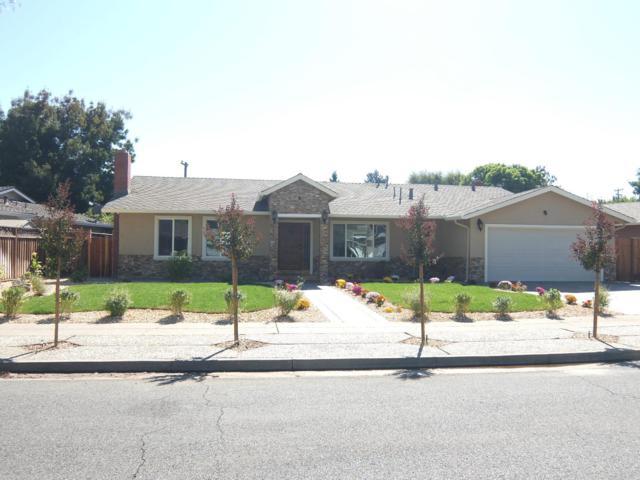 2261 Gunar Dr, San Jose, CA 95124 (#ML81724434) :: Brett Jennings Real Estate Experts