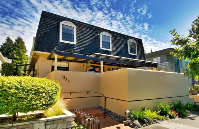 1225 Oak Grove Ave 1, Burlingame, CA 94010 (#ML81724446) :: Brett Jennings Real Estate Experts