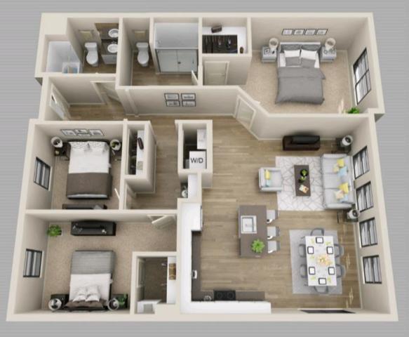 1048 Monroe St 312, Santa Clara, CA 95050 (#ML81724504) :: Brett Jennings Real Estate Experts
