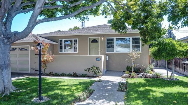 328 Estrella Way, San Mateo, CA 94403 (#ML81724519) :: Brett Jennings Real Estate Experts