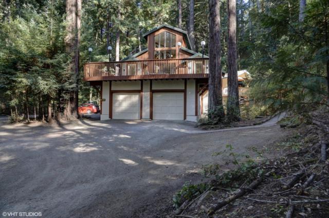 138 Back Rd, La Honda, CA 94020 (#ML81724594) :: The Goss Real Estate Group, Keller Williams Bay Area Estates