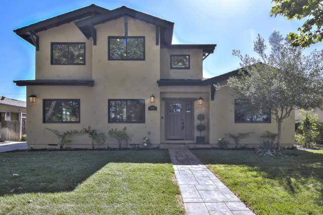 2215 Parkwood Way, San Jose, CA 95125 (#ML81724611) :: Brett Jennings Real Estate Experts