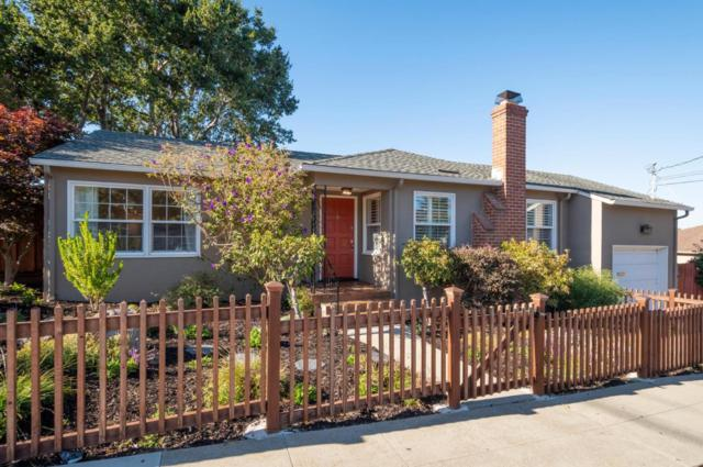 172 W 39th Ave, San Mateo, CA 94403 (#ML81724624) :: Brett Jennings Real Estate Experts
