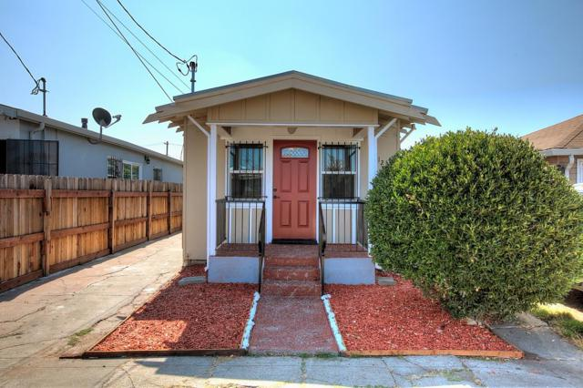 1214 91st Ave, Oakland, CA 94603 (#ML81724628) :: Strock Real Estate