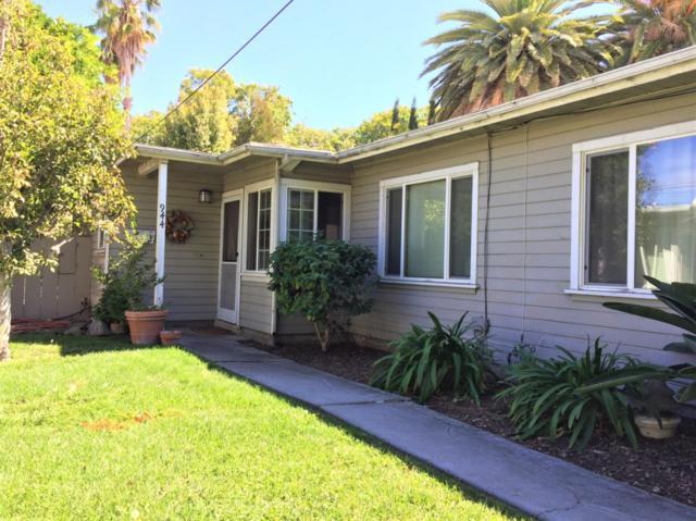 942 15th Ave, Redwood City, CA 94063 (#ML81724664) :: Brett Jennings Real Estate Experts