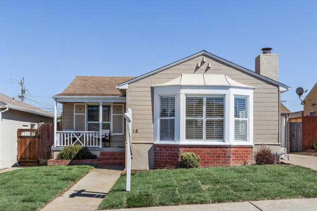 118 Greenwood Dr, South San Francisco, CA 94080 (#ML81724674) :: Strock Real Estate