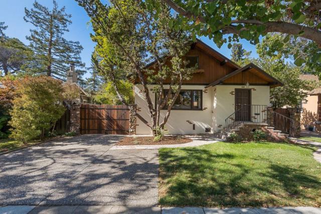 248 Hudson St, Redwood City, CA 94062 (#ML81724677) :: Brett Jennings Real Estate Experts