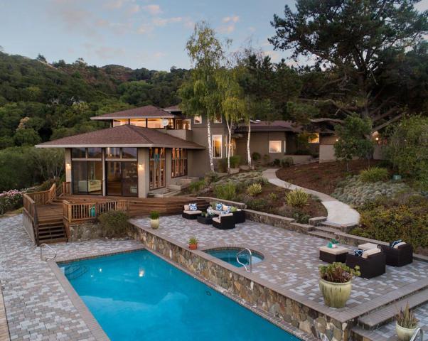 17418 Paseo Carmelo, Los Gatos, CA 95030 (#ML81724699) :: Brett Jennings Real Estate Experts