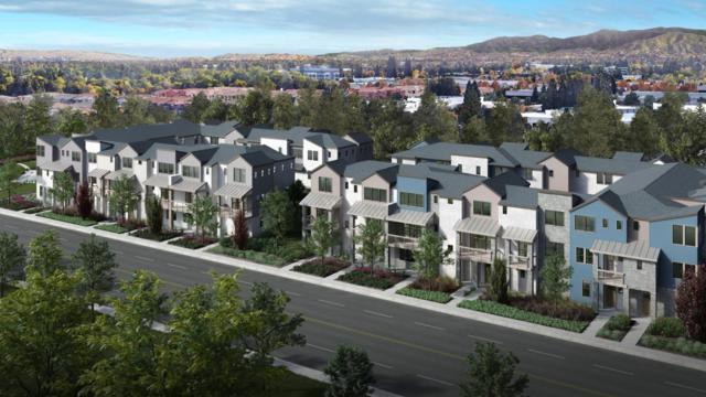 815 Cotati Ter 7, Sunnyvale, CA 94085 (#ML81724722) :: Intero Real Estate