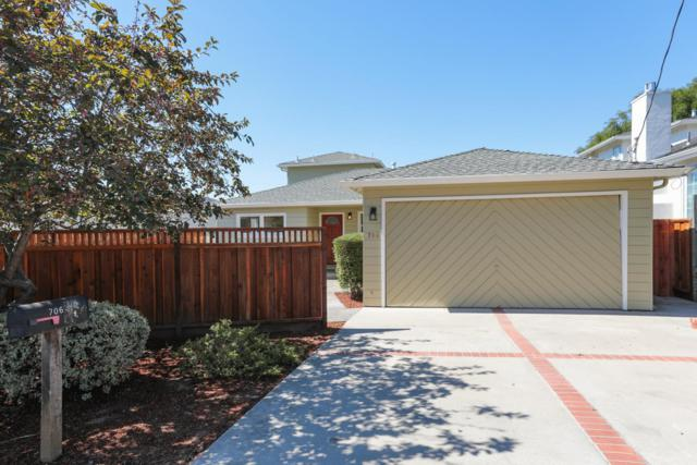 706 Dartmouth Ave, San Carlos, CA 94070 (#ML81724730) :: Brett Jennings Real Estate Experts