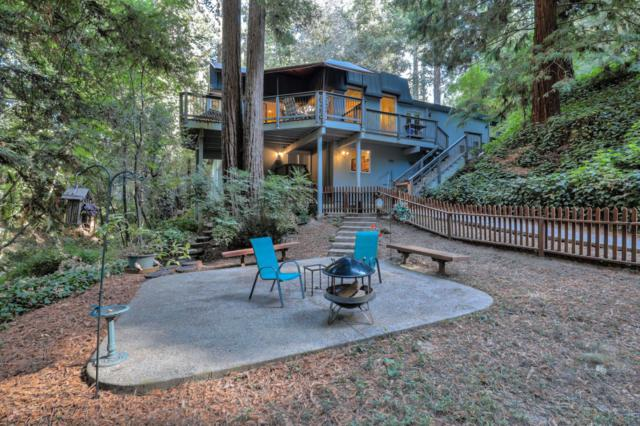 411 Brook Ln, Boulder Creek, CA 95006 (#ML81724773) :: von Kaenel Real Estate Group