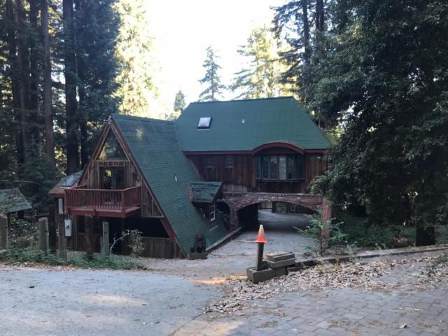 870 Woodland Dr, Ben Lomond, CA 95005 (#ML81724780) :: von Kaenel Real Estate Group