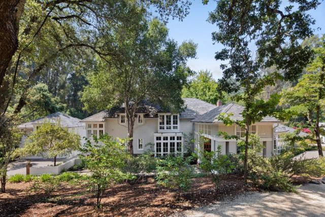 215 Josselyn Ln, Woodside, CA 94062 (#ML81724803) :: The Kulda Real Estate Group