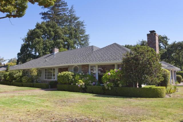 1895 Oakdell, Menlo Park, CA 94025 (#ML81724853) :: Strock Real Estate