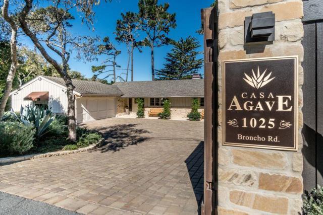1025 Broncho Rd, Pebble Beach, CA 93953 (#ML81724867) :: von Kaenel Real Estate Group