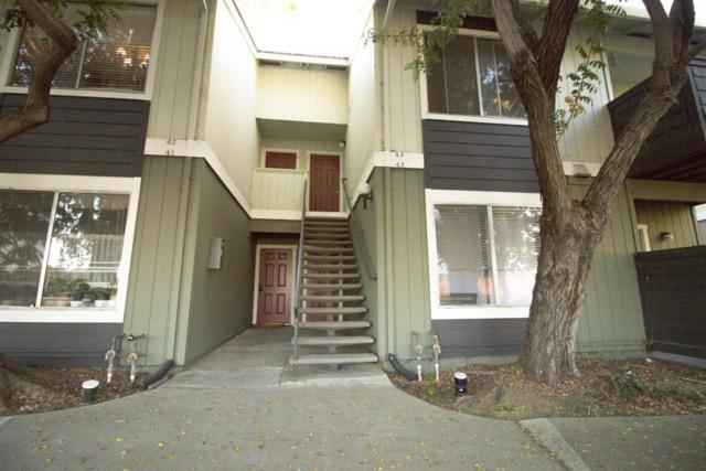 2503 Easton Pl 43, San Jose, CA 95133 (#ML81724884) :: Intero Real Estate